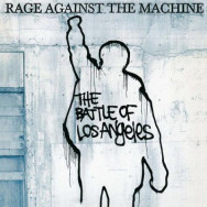 Rage Against The Machine ‎– The Battle Of Los Angeles