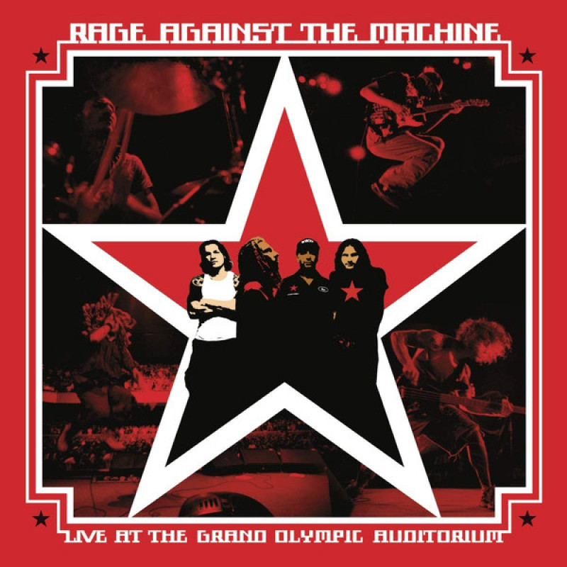 Rage Against The Machine – Live At The Grand Olympic Auditorium