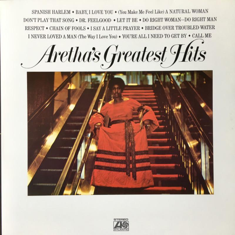 Aretha Franklin – Aretha's Greatest Hits