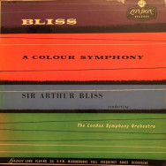Arthur Bliss, The London Symphony Orchestra - A Colour Symphony / Introduction And Allegro