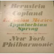 Aaron Copland, Leonard Bernstein, The New York Philharmonic Orchestra - Bernstein Conducts Copland