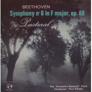 "The ""Orchestre National"" (Paris), Paul Kletzki - Beethoven Symphony No. 6 in F major ""Pastoral"""