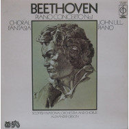John Lill, Scottish National Orchestra & Chorus Alexander Gibson - Beethoven Piano Concerto No. 1