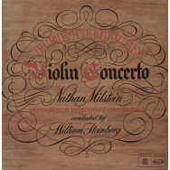 Nathan Milstein, Pittsburgh Symphony Orchestra, William Steinberg - Beethoven Violin Concerto