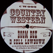 Boom Box ‎– D Cell Lowdown
