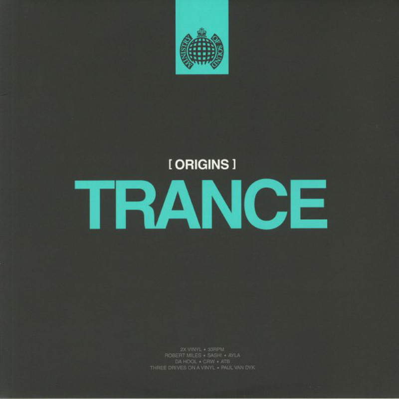 Various – [ Origins ] Trance