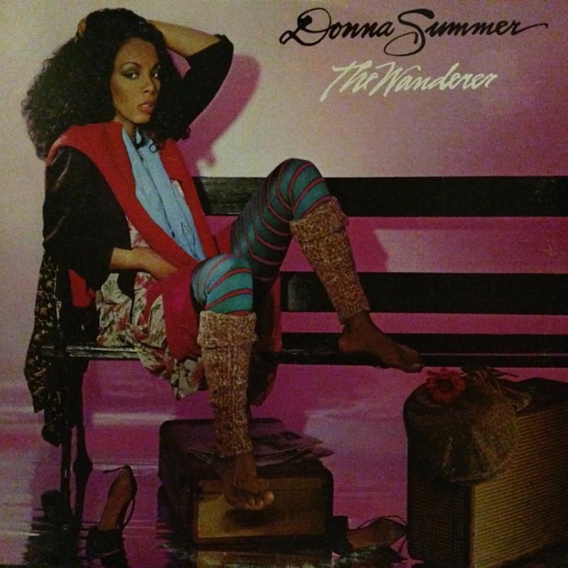 Donna Summer - The Wanderer