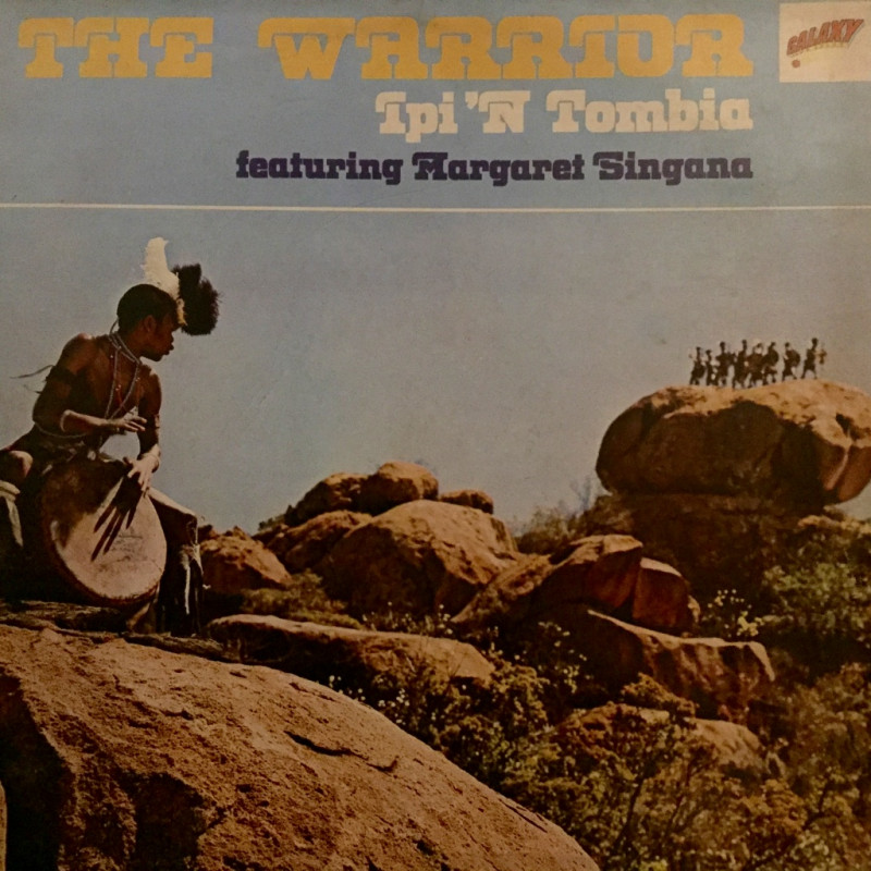 Various featuring Margaret Singana - Ipi 'N Tombia - The warrior