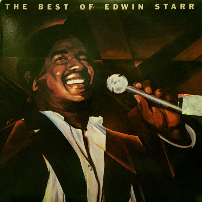 Edwin Starr - The Best Of Edwin Starr