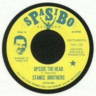 Stance Brothers ‎– Upside The Head / Prayer