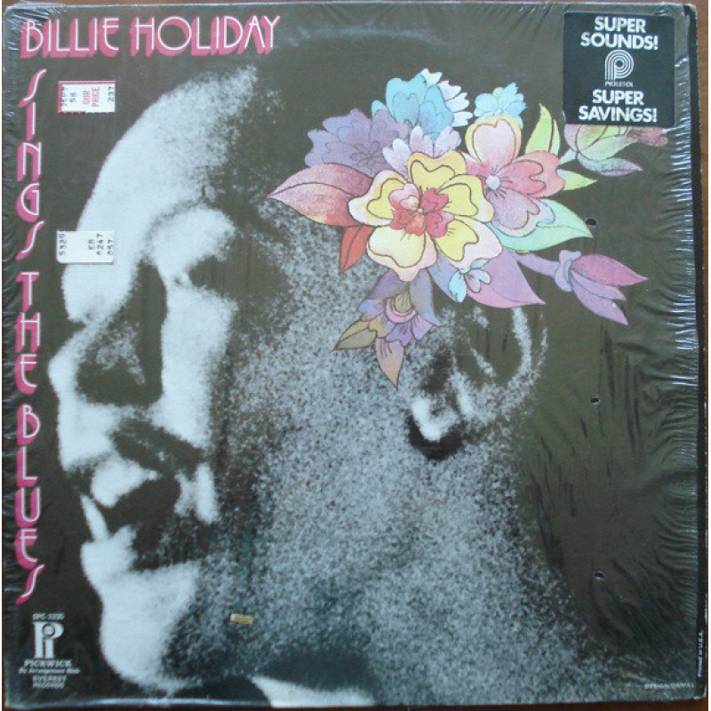 Billie Holiday ‎– Billie Holiday Sings The Blues