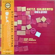 Stan Getz / Joao Gilberto Featuring Antonio Carlos Jobim – Getz / Gilberto Deluxe