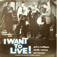 Gerry Mulligan - I want to live!