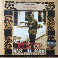 Various ‎– Murder Was The Case (The Soundtrack)