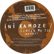 Ini Kamoze – Listen Me Tic (Woyoi)