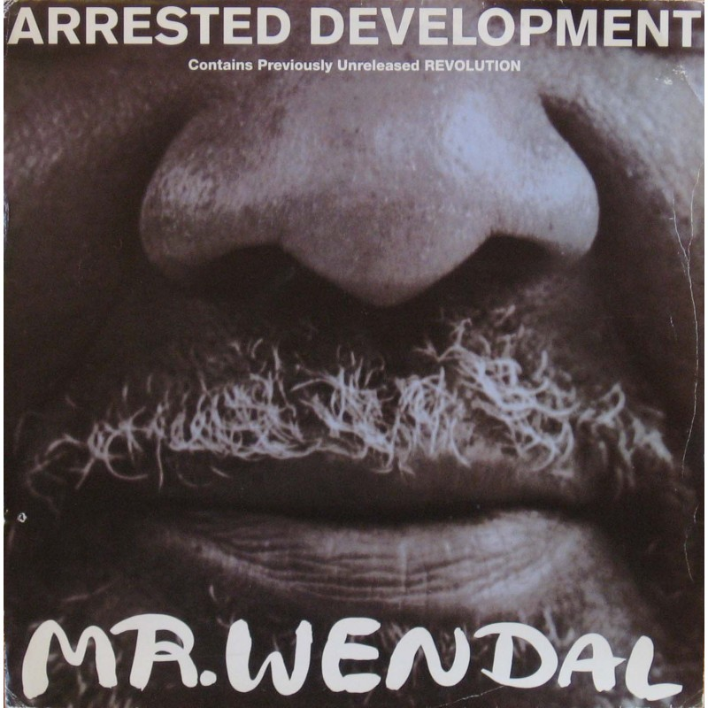 Arrested Development - Mr Wendal / Revolution