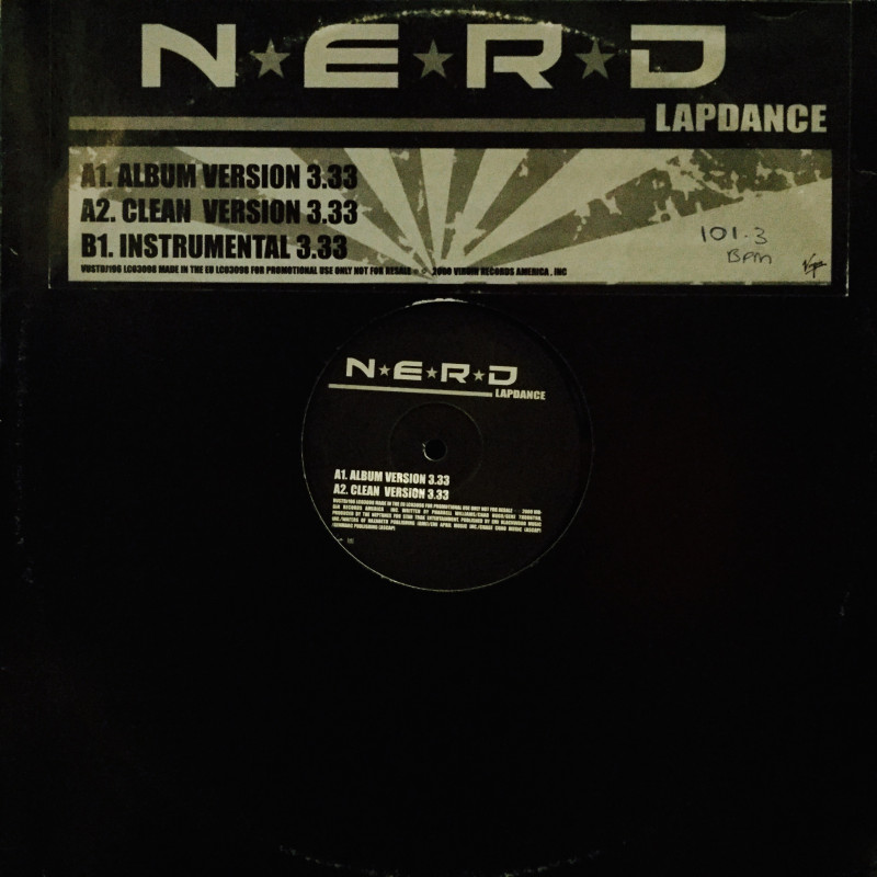 N.E.R.D. - Lapdance