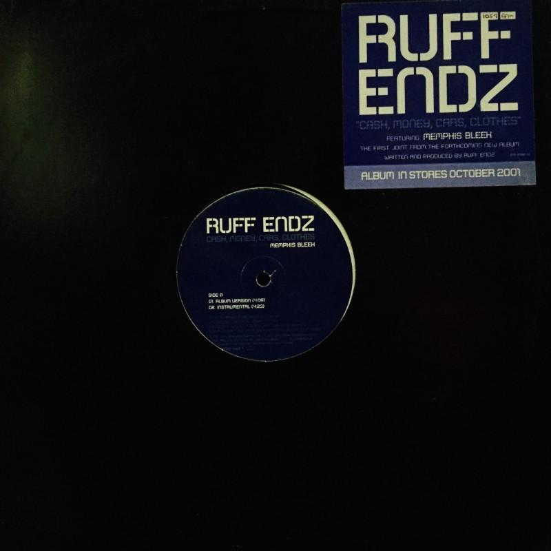 Ruff Endz Featuring Memphis Bleek - Cash, Money, Cars, Clothes