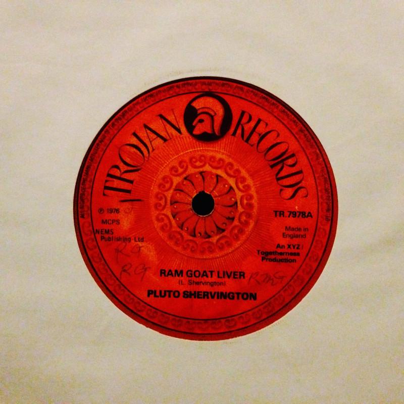 Pluto Shervington Ram goat liver / Instrumental version