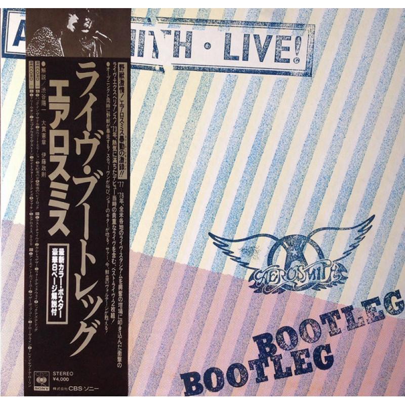 Aerosmith – Live! Bootleg